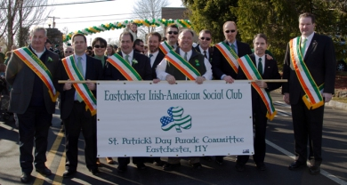 Eastchester St Patrick's Day Parade